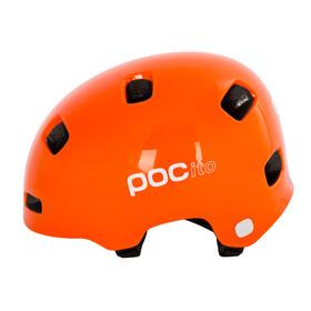 POC POCito Crane - Casque de vélo Enfant - orange